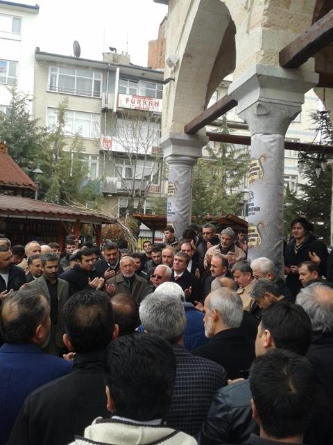 Tahir Paşa (Dursun Fakih) Camii İbadete Açıldı 37