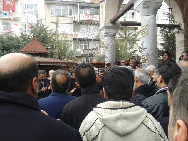 Tahir Paşa (Dursun Fakih) Camii İbadete Açıldı 38