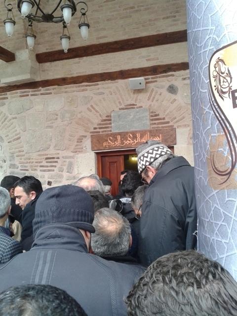Tahir Paşa (Dursun Fakih) Camii İbadete Açıldı 39
