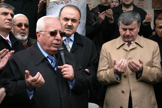 Tahir Paşa (Dursun Fakih) Camii İbadete Açıldı 4