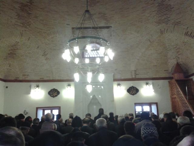 Tahir Paşa (Dursun Fakih) Camii İbadete Açıldı 40