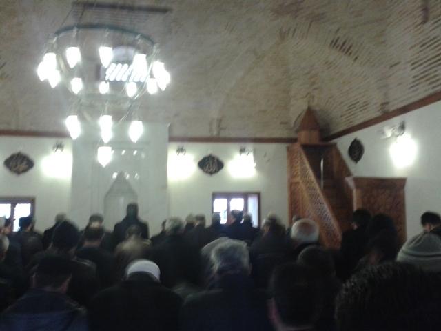 Tahir Paşa (Dursun Fakih) Camii İbadete Açıldı 42