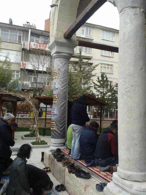 Tahir Paşa (Dursun Fakih) Camii İbadete Açıldı 43
