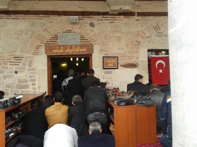 Tahir Paşa (Dursun Fakih) Camii İbadete Açıldı 44