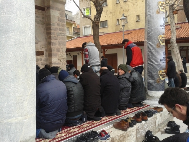 Tahir Paşa (Dursun Fakih) Camii İbadete Açıldı 45