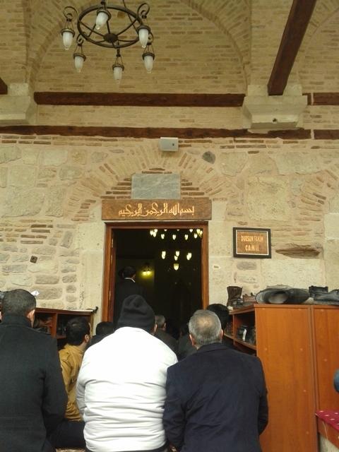 Tahir Paşa (Dursun Fakih) Camii İbadete Açıldı 46