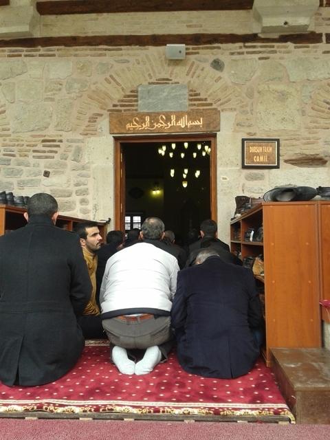 Tahir Paşa (Dursun Fakih) Camii İbadete Açıldı 47