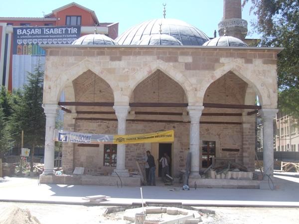 Tahir Paşa (Dursun Fakih) Camii İbadete Açıldı 48