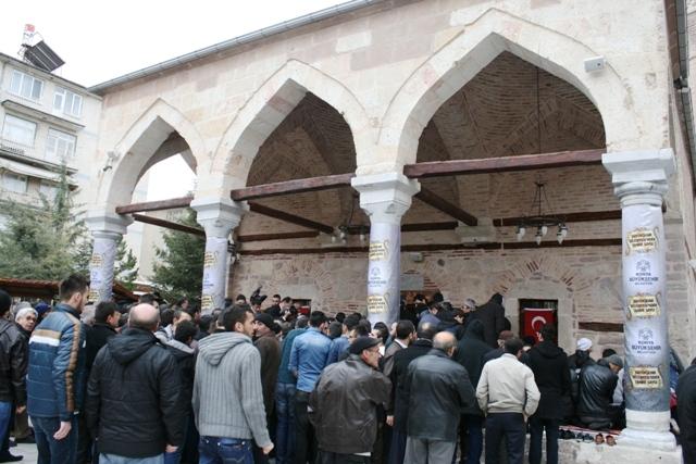 Tahir Paşa (Dursun Fakih) Camii İbadete Açıldı 5