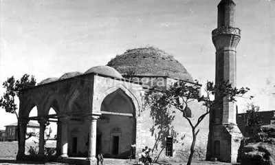 Tahir Paşa (Dursun Fakih) Camii İbadete Açıldı 50