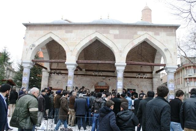 Tahir Paşa (Dursun Fakih) Camii İbadete Açıldı 6