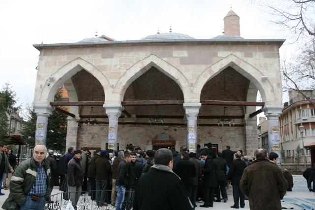 Tahir Paşa (Dursun Fakih) Camii İbadete Açıldı 7