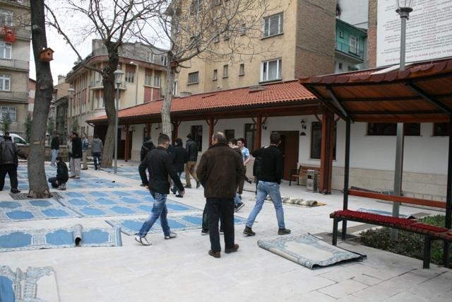 Tahir Paşa (Dursun Fakih) Camii İbadete Açıldı 8