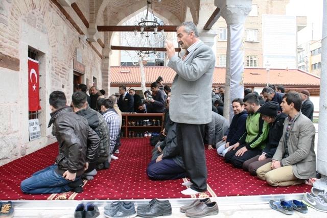 Tahir Paşa (Dursun Fakih) Camii İbadete Açıldı 9