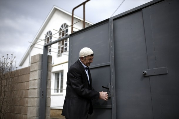 Kırım Tatarları'na sürgünü hatırlatan referandum 11