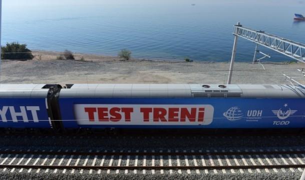 """Ankara-İstanbul YHT'nin testleri """"son sürat"""" devam ediyor 2"""