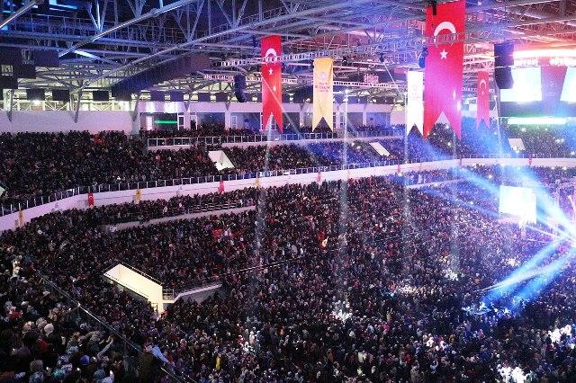 """Konya'da """"Bütün Diller O'nu Söyler"""" programı 11"""