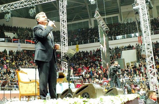 """Konya'da """"Bütün Diller O'nu Söyler"""" programı 3"""