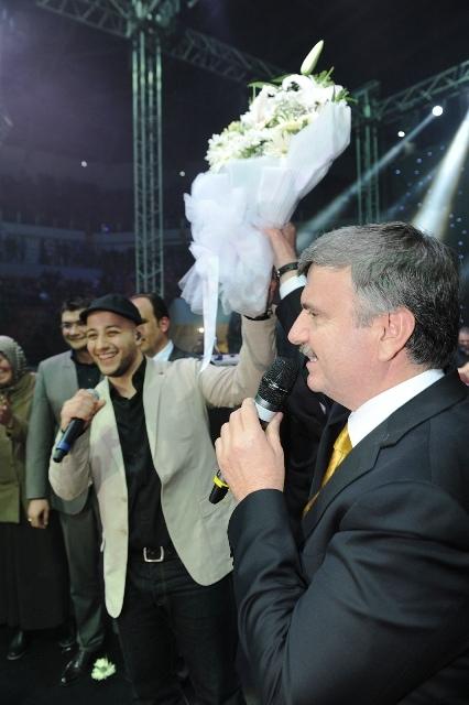"""Konya'da """"Bütün Diller O'nu Söyler"""" programı 9"""