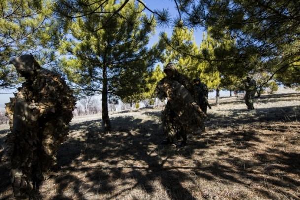 Zorlu görevlerin uzman ekibi: Keskin nişancılar 13