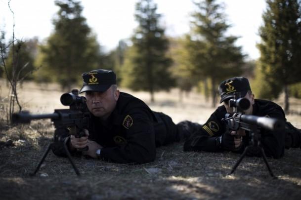 Zorlu görevlerin uzman ekibi: Keskin nişancılar 15