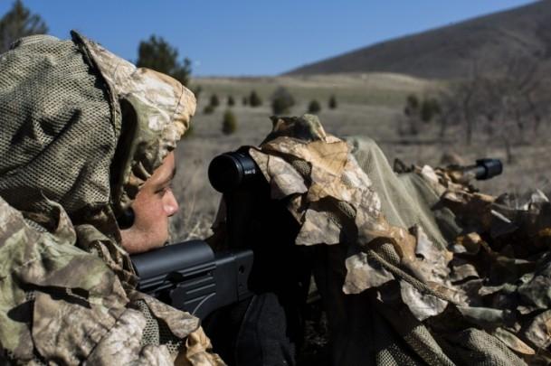 Zorlu görevlerin uzman ekibi: Keskin nişancılar 4