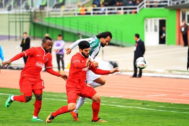 Torku Konyaspor - Gaziantepspor 1