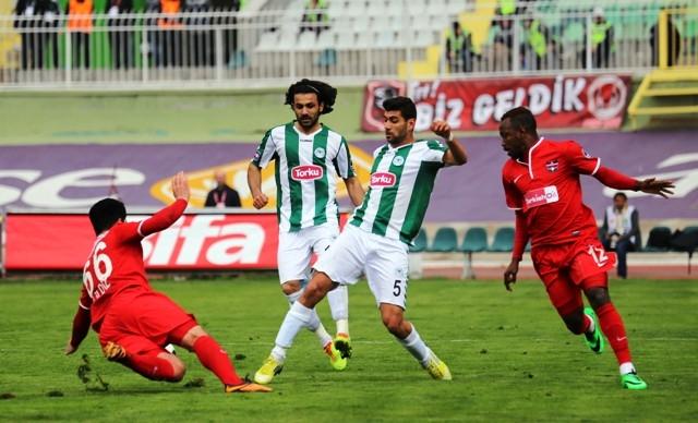 Torku Konyaspor - Gaziantepspor 10