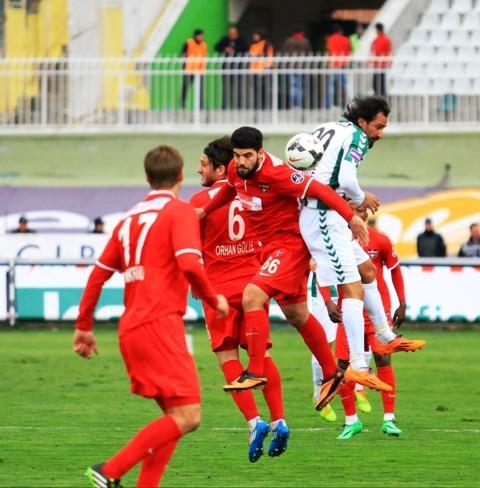 Torku Konyaspor - Gaziantepspor 3