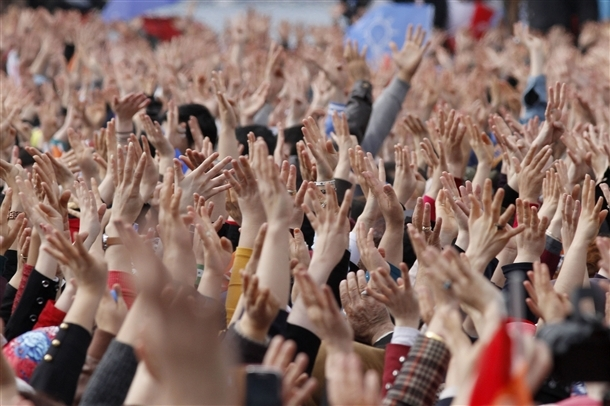 AK Parti'nin İzmir mitingi 12
