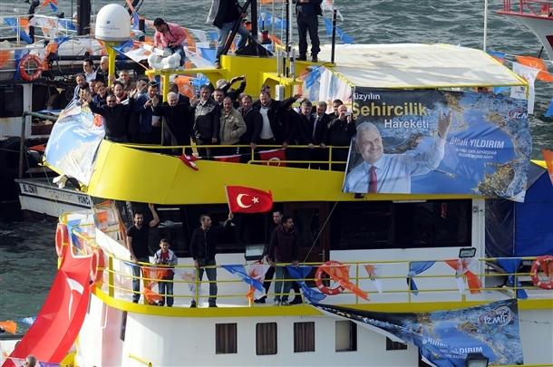 AK Parti'nin İzmir mitingi 16