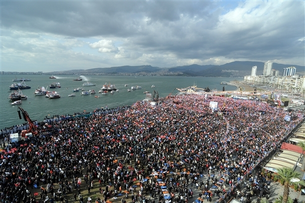 AK Parti'nin İzmir mitingi 17