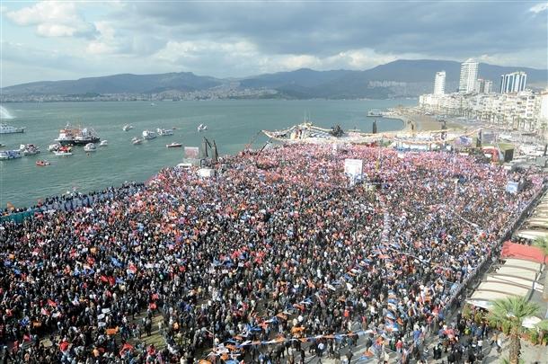 AK Parti'nin İzmir mitingi 18