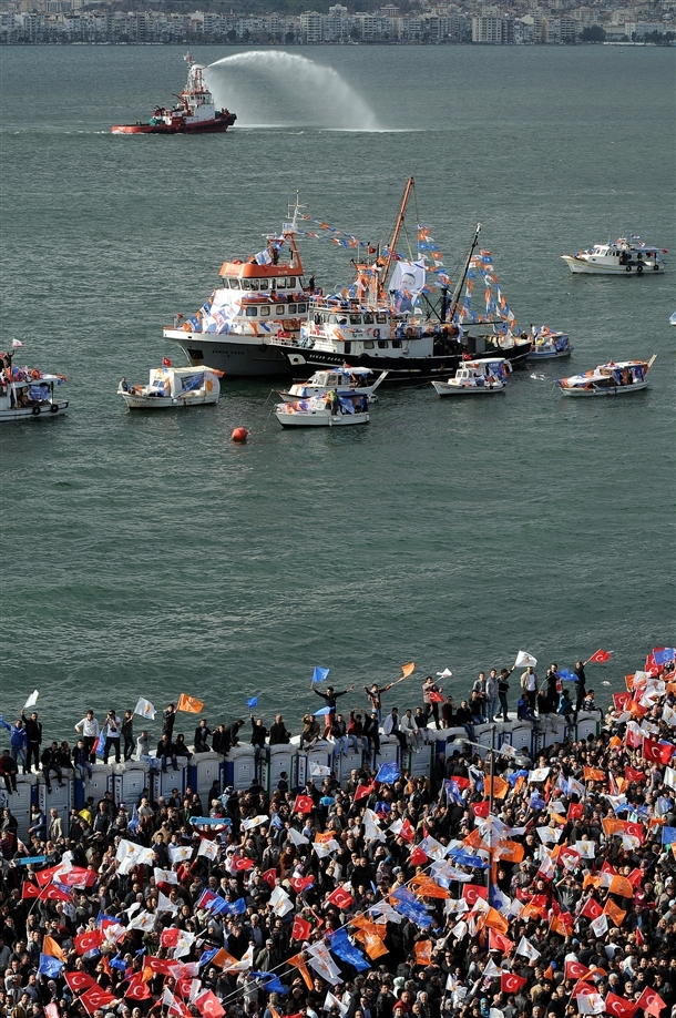 AK Parti'nin İzmir mitingi 19