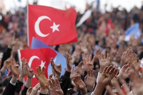 AK Parti'nin İzmir mitingi 3