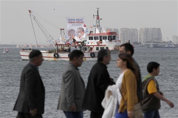 AK Parti'nin İzmir mitingi 6