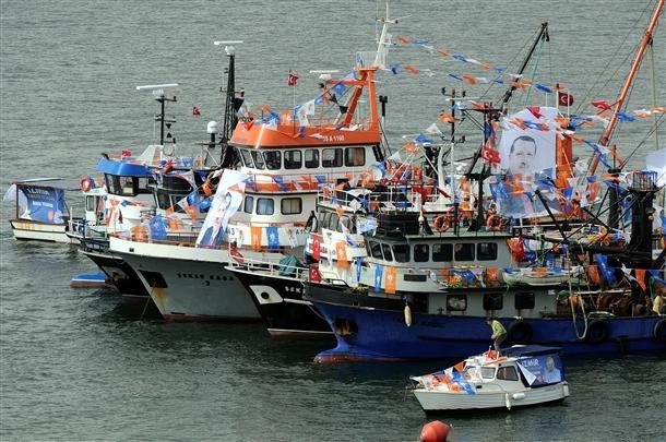 AK Parti'nin İzmir mitingi 7