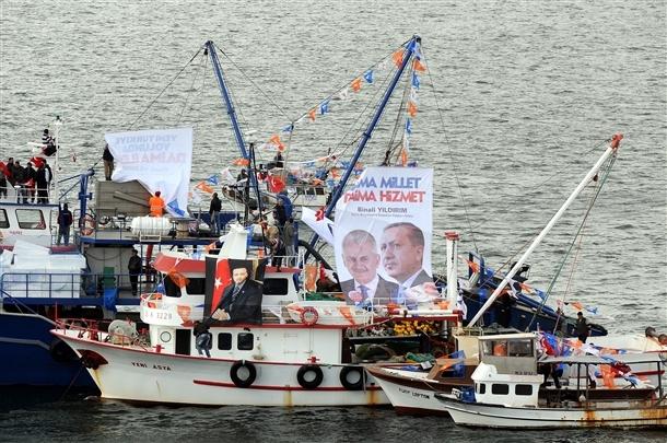 AK Parti'nin İzmir mitingi 8
