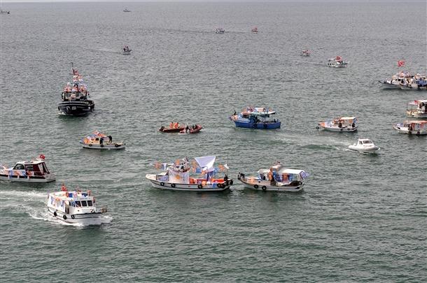 AK Parti'nin İzmir mitingi 9