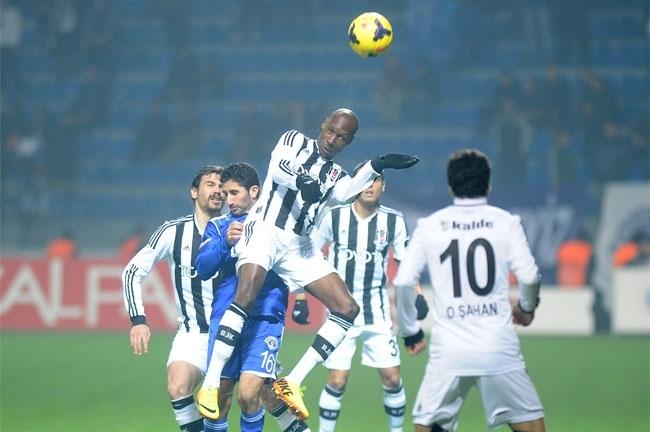 Kasımpaşa, Beşiktaş'ı 2-1 mağlup etti 1