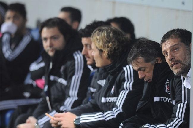 Kasımpaşa, Beşiktaş'ı 2-1 mağlup etti 13