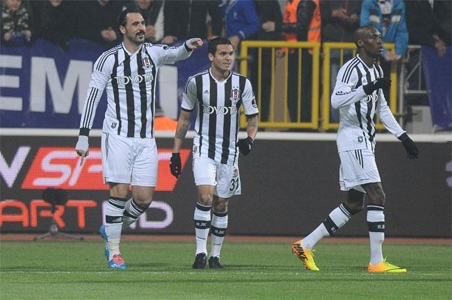Kasımpaşa, Beşiktaş'ı 2-1 mağlup etti 3
