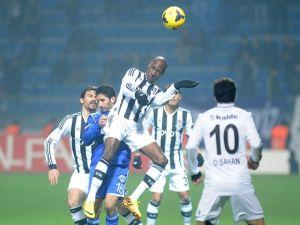 Kasımpaşa, Beşiktaş'ı 2-1 mağlup etti