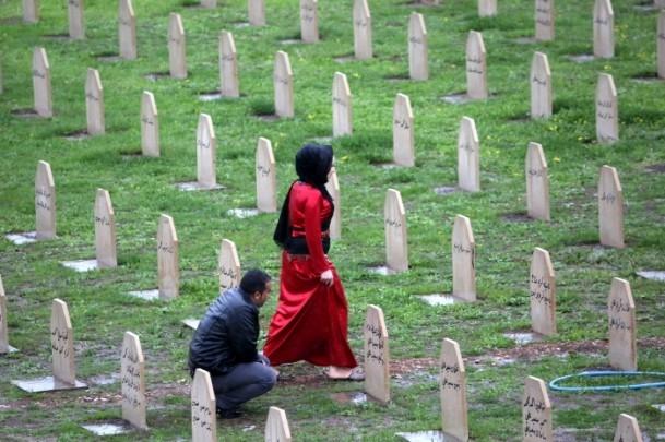 Halepçe şehitleri anıldı 7