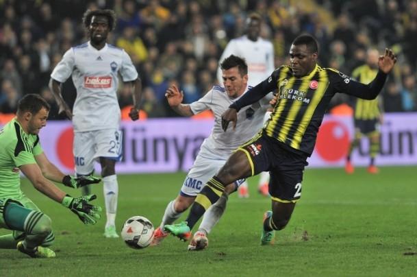 Fenerbahçe-Kayseri Erciyesspor yendi 10