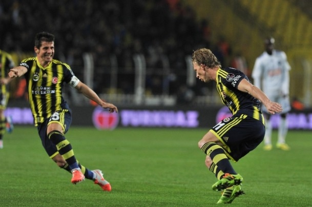 Fenerbahçe-Kayseri Erciyesspor yendi 11