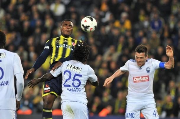 Fenerbahçe-Kayseri Erciyesspor yendi 2