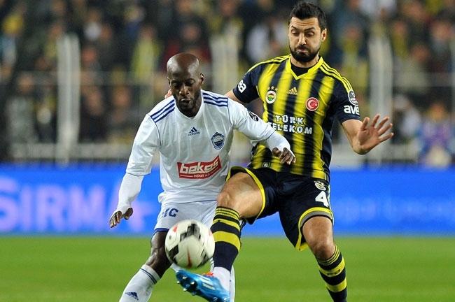 Fenerbahçe-Kayseri Erciyesspor yendi 21