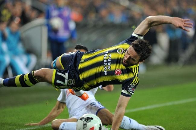 Fenerbahçe-Kayseri Erciyesspor yendi 23