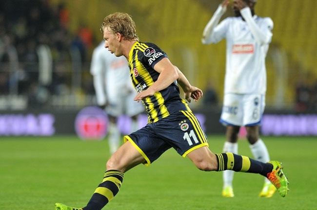 Fenerbahçe-Kayseri Erciyesspor yendi 24